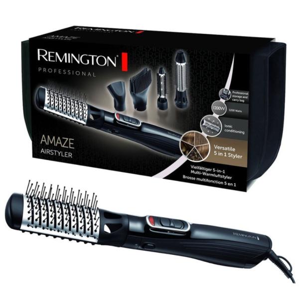 Kép 3/5 - Remington AS1220 Meleglevegős hajformázó készlet, 1200 W