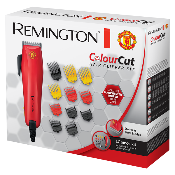 Kép 2/5 - Remington HC5038 hajvágó - Manchester United Edition