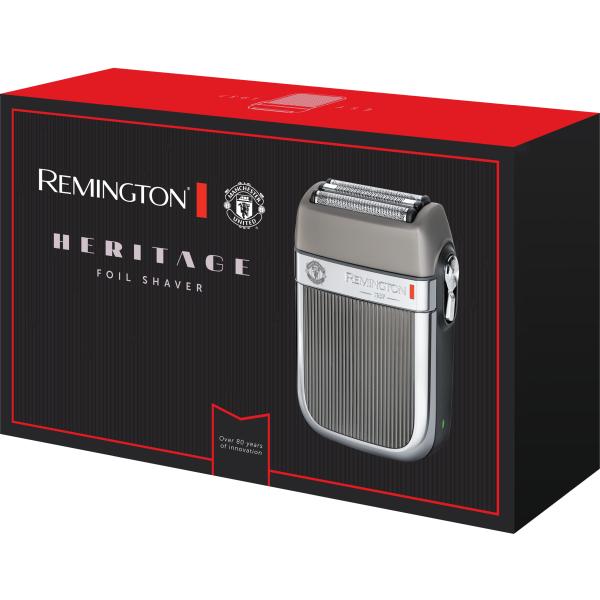 Kép 2/2 - remington-hf9050-heritage-rezgokeses-borotva-manchester-united-edition1
