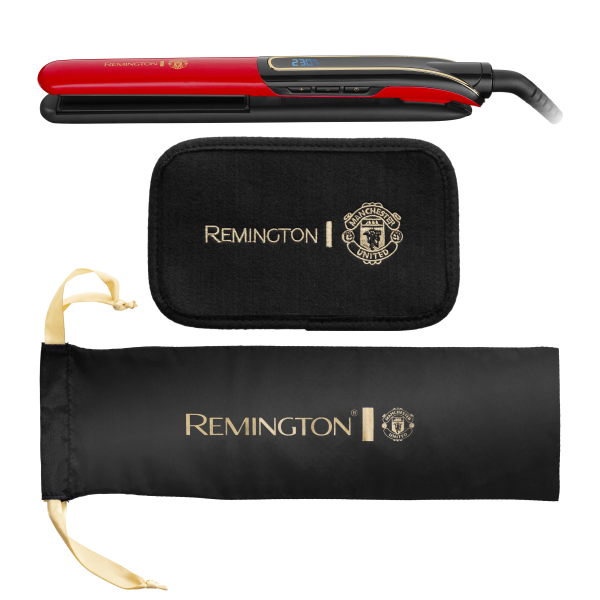 Kép 3/3 - remington-s6755-sleek-curl-expert-hajsimito-manchester-united-edition2