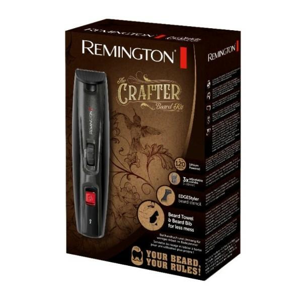 Kép 3/5 - Remington MB4050 Crafter szakállvágó készlet