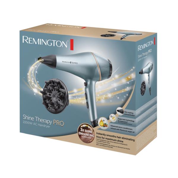 Kép 2/4 - Remington AC9300 Shine Therapy Pro hajszárító, 2200 W