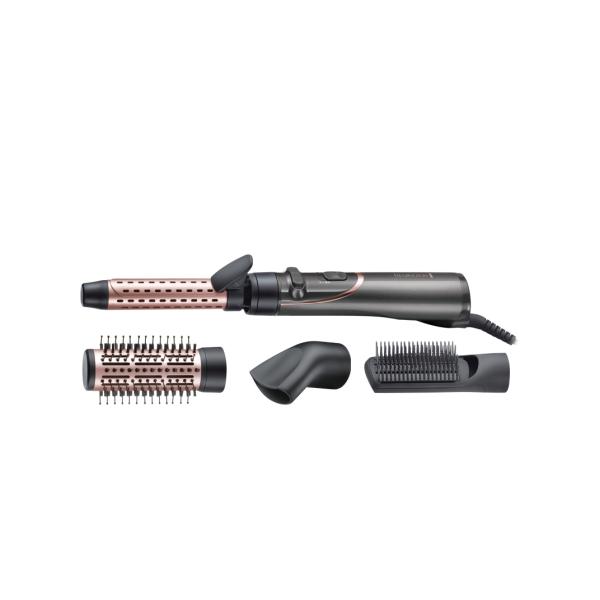 Kép 1/5 - Remington AS8606 Curl & Straight Confidence forgófejes meleglevegős hajformázó