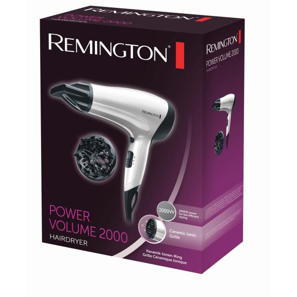Kép 2/2 - Remington D3015 Hajszárító, 2000 W
