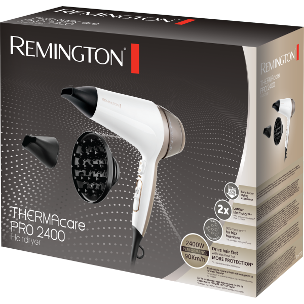 Kép 2/2 - Remington D5720 Thermacare PRO 2400 hajszárító