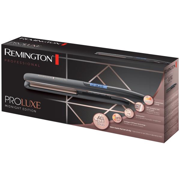 Kép 2/5 - Remington S9100B PROluxe Midnight hajsimító