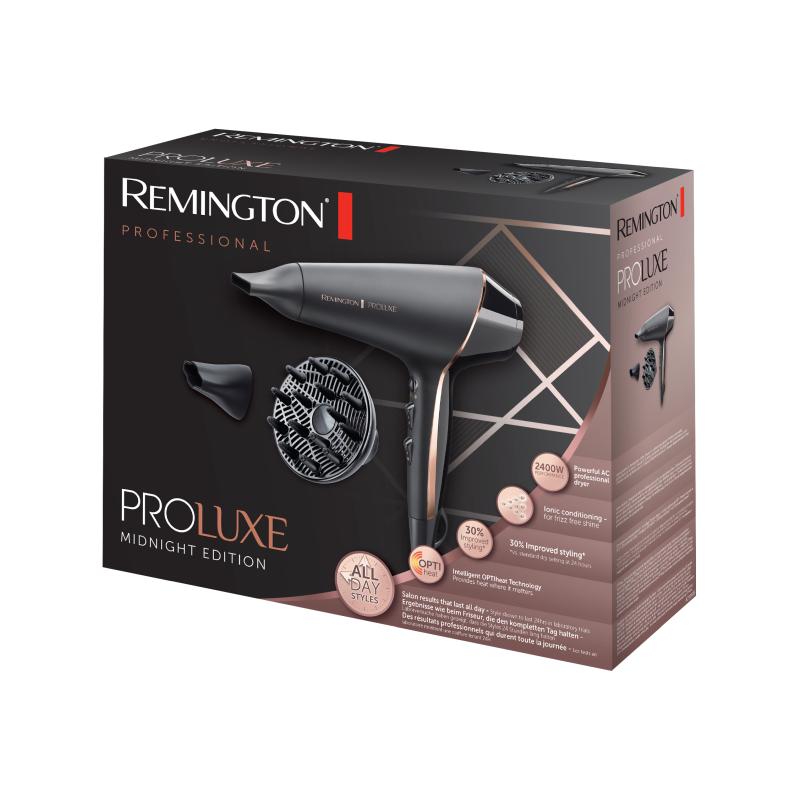 Remington AC9140B Proluxe Midnight hajszárító, 2400 W